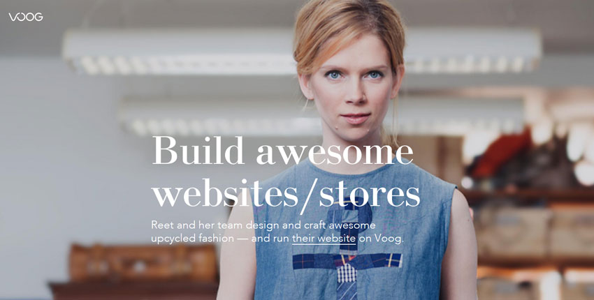 voog - An All Beginners Guide to Building a Website: The 7 Best Platforms to Build Your First Website On